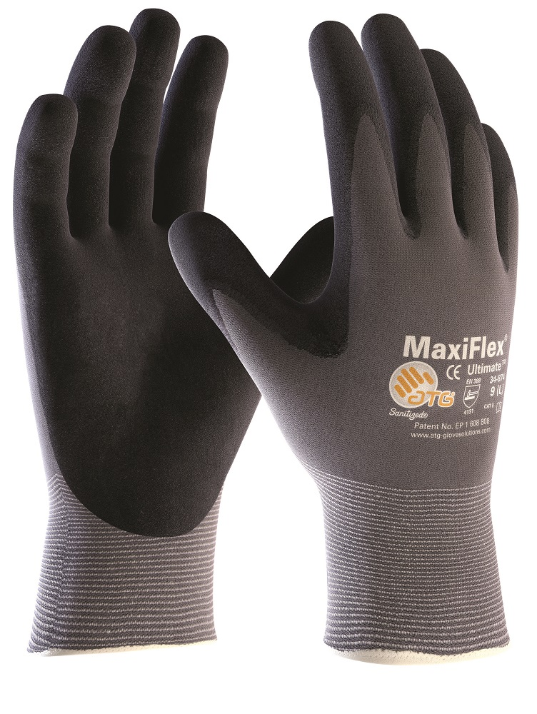 Rukavice MAXIFLEX ULTIMATE 34-874 11