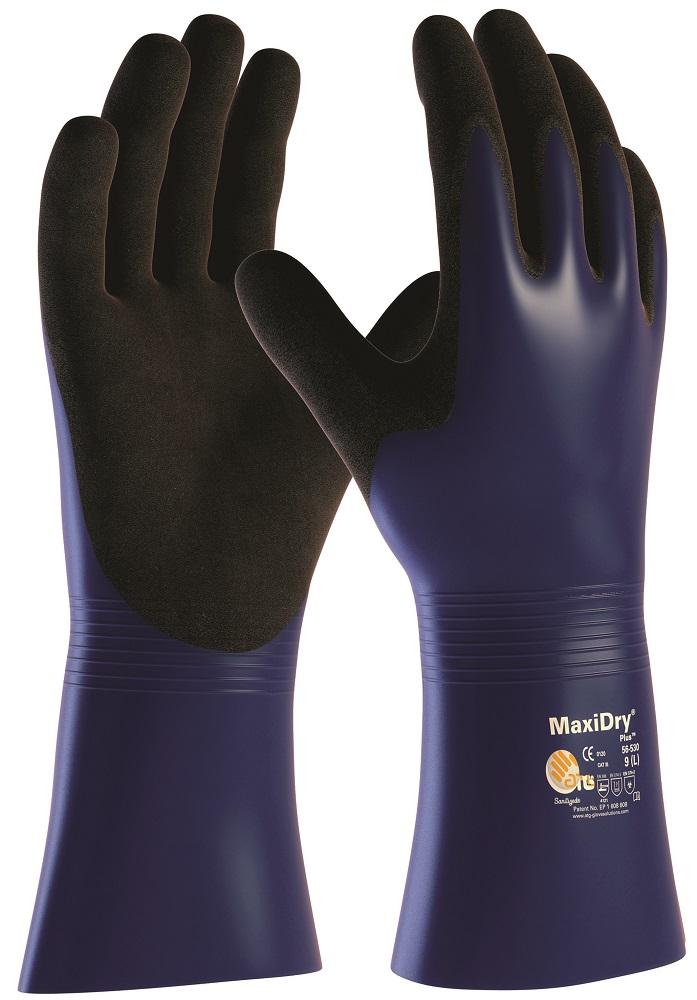 Rukavice MAXIDRY LR 56-530 07