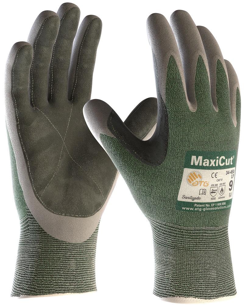 Rukavice MAXICUT 34-450 LP 09