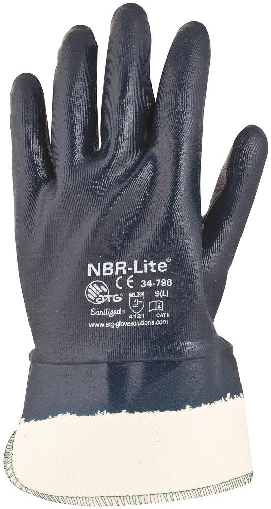 Rukavice NBR-LITE 34-796 09