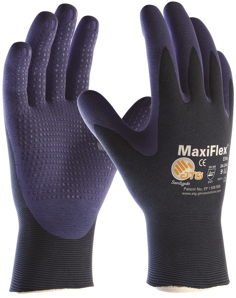 Rukavice MAXIFLEX ELITE 34-244 08