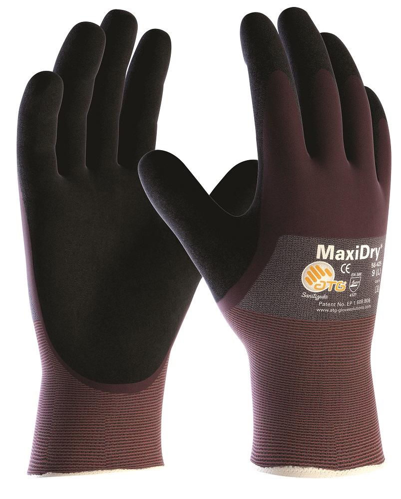 Rukavice MAXIDRY 56-425 10