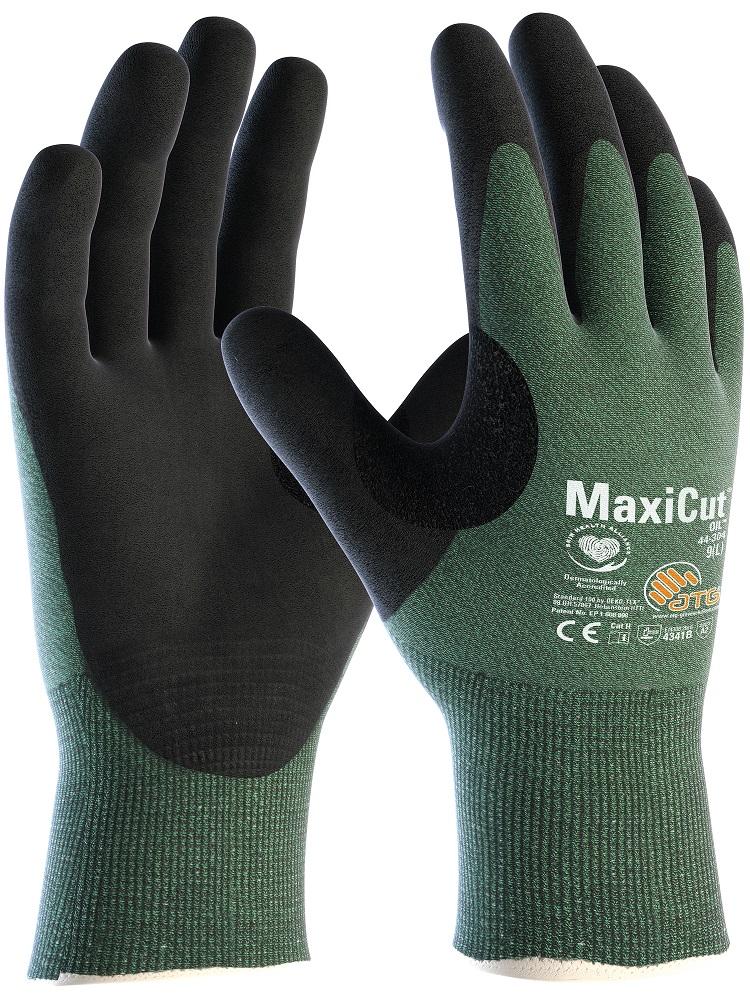 Rukavice MaxiCut Oil 44-304 09