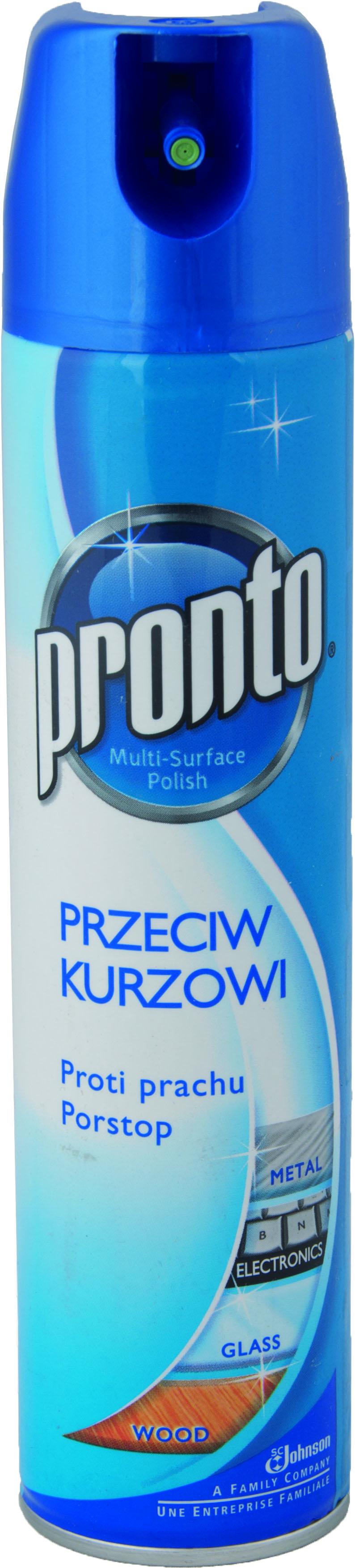 PRONTO Classic sprej proti prachu, 250ml