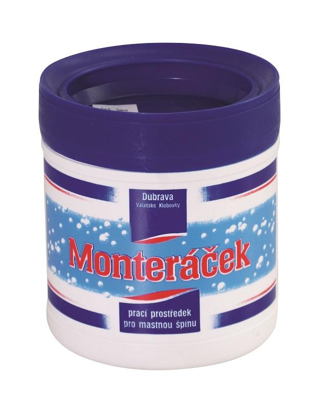 Monteráček - pastovitý prostředek na praní, 500g 500g
