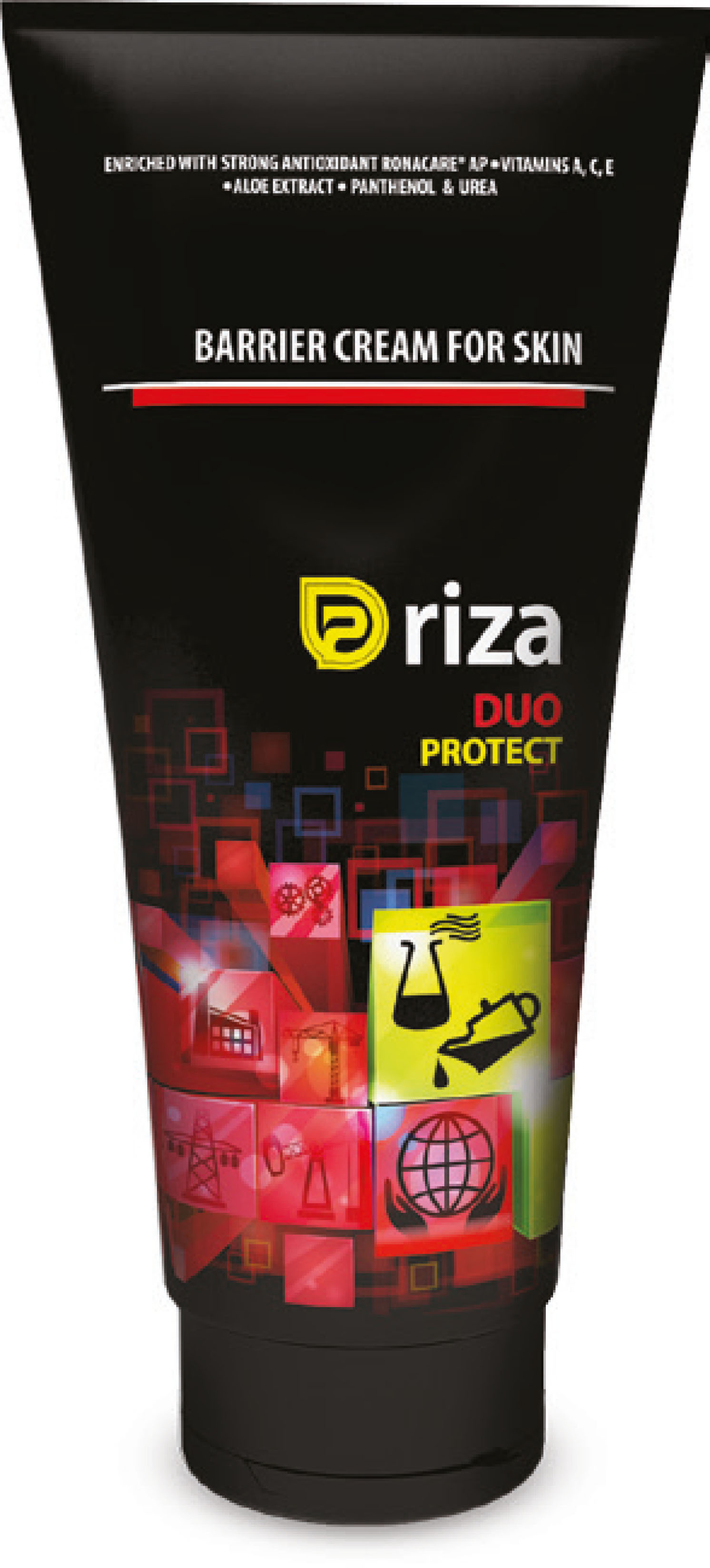 RIZA DUO Protect, 100ml (tekuté rukavice) 100ml