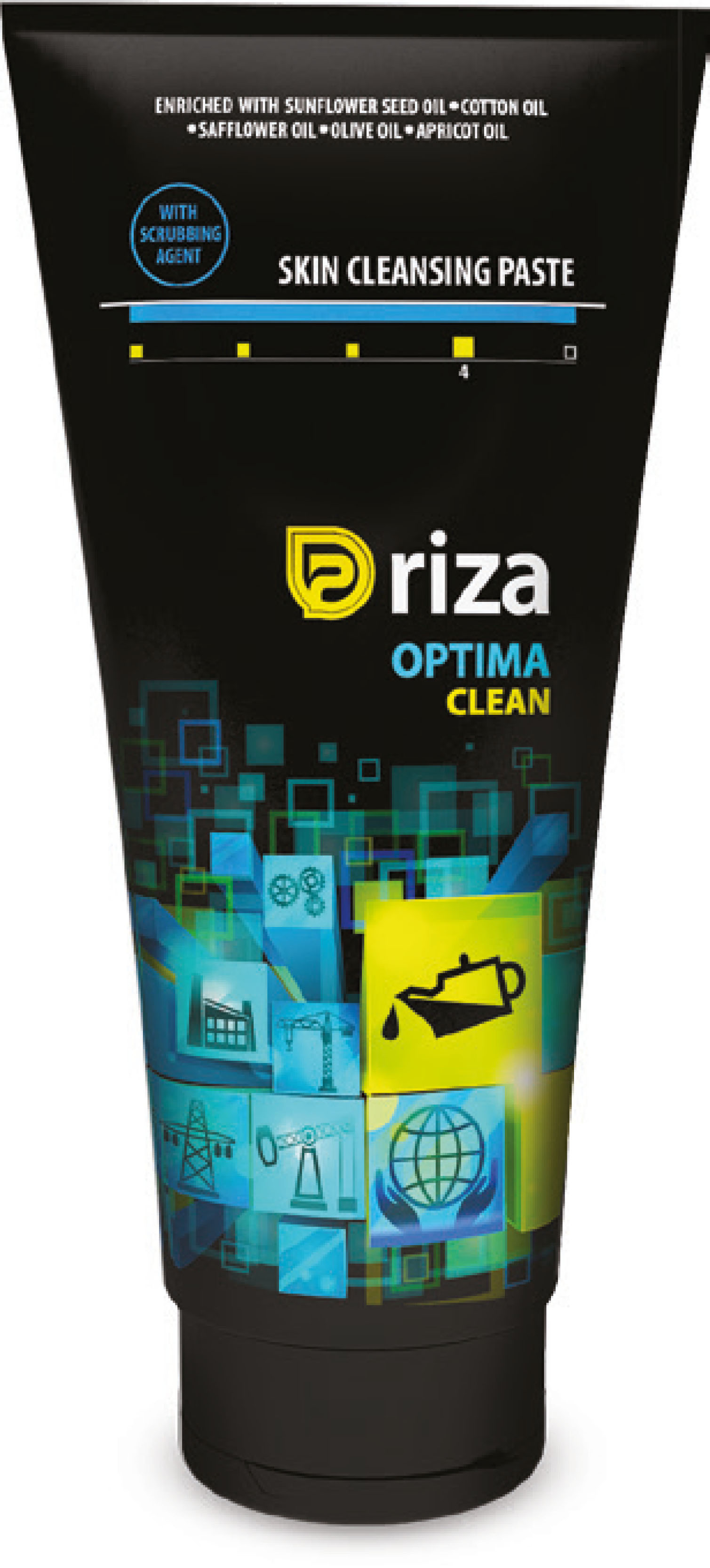 RIZA OPTIMA Clean, 200ml 200ml