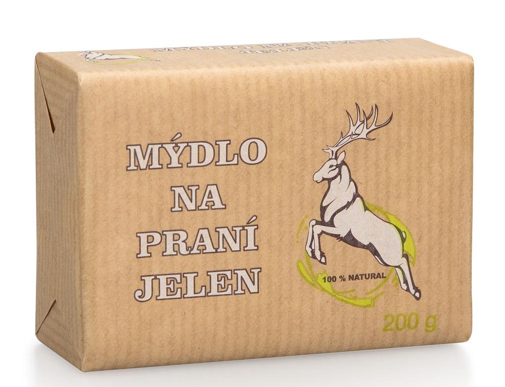 Prací mýdlo JELEN 200g