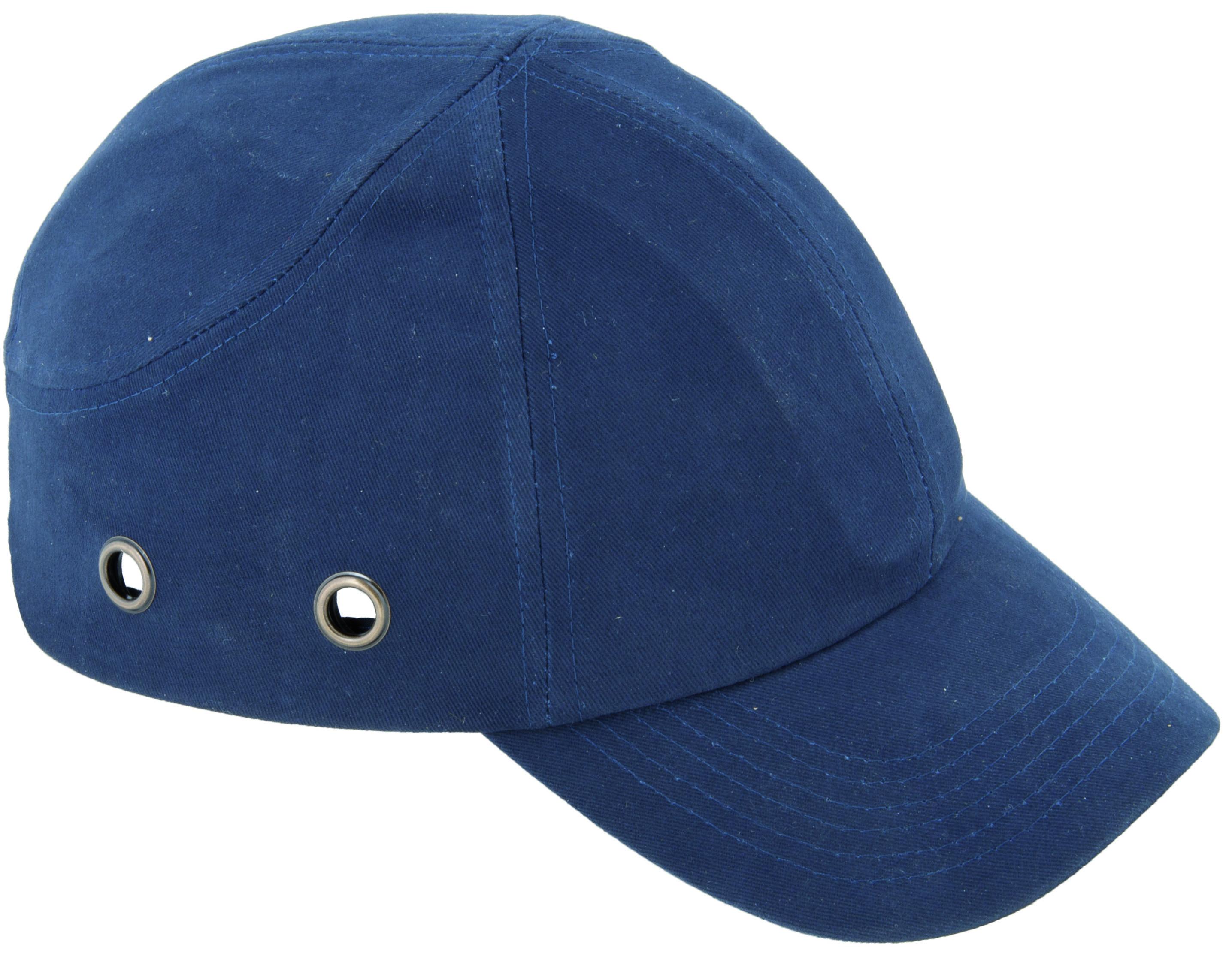 Čepice se skořepinou BRUNO modrá