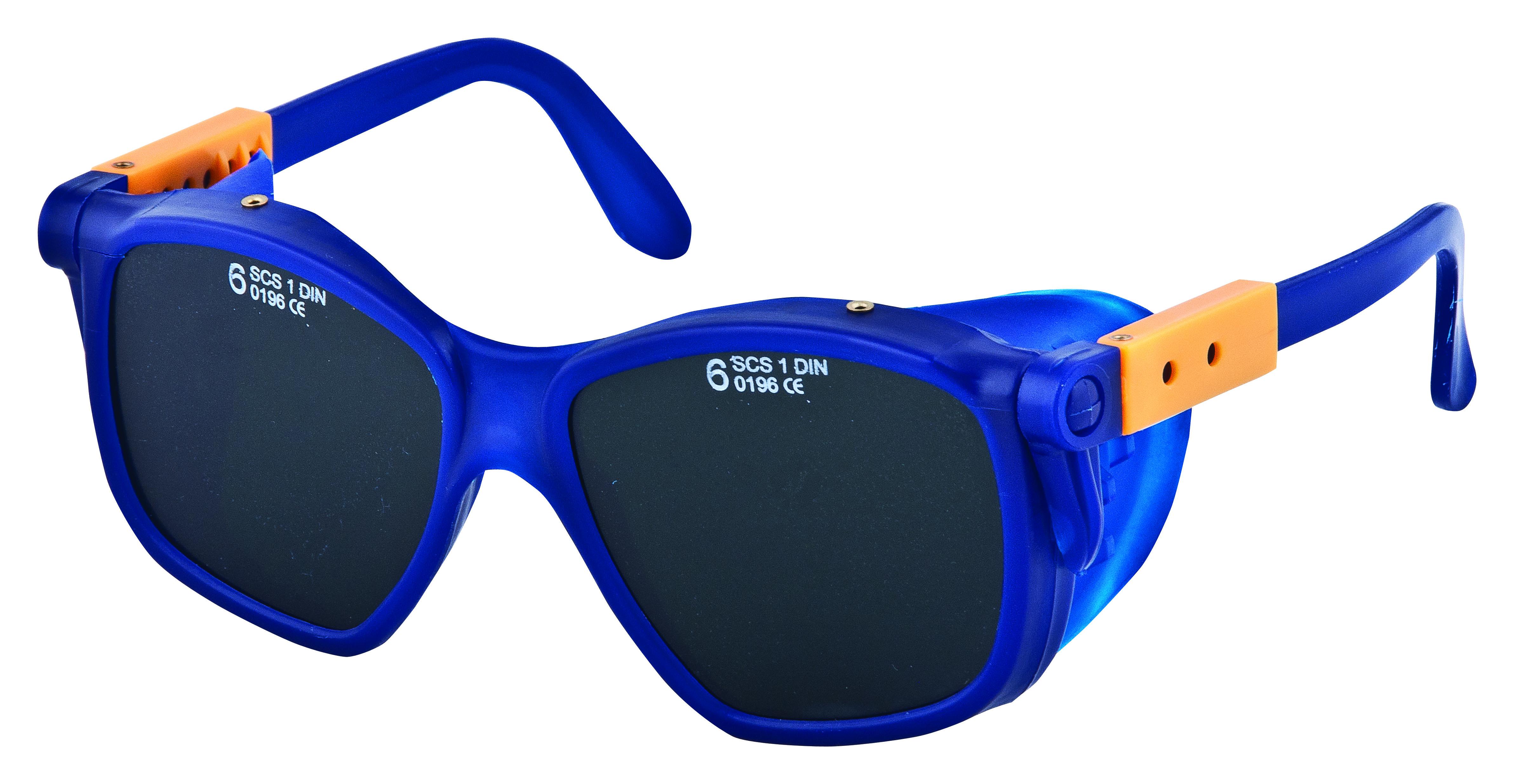 Brýle B-B 40 SOSF, kouřové, č.4 04