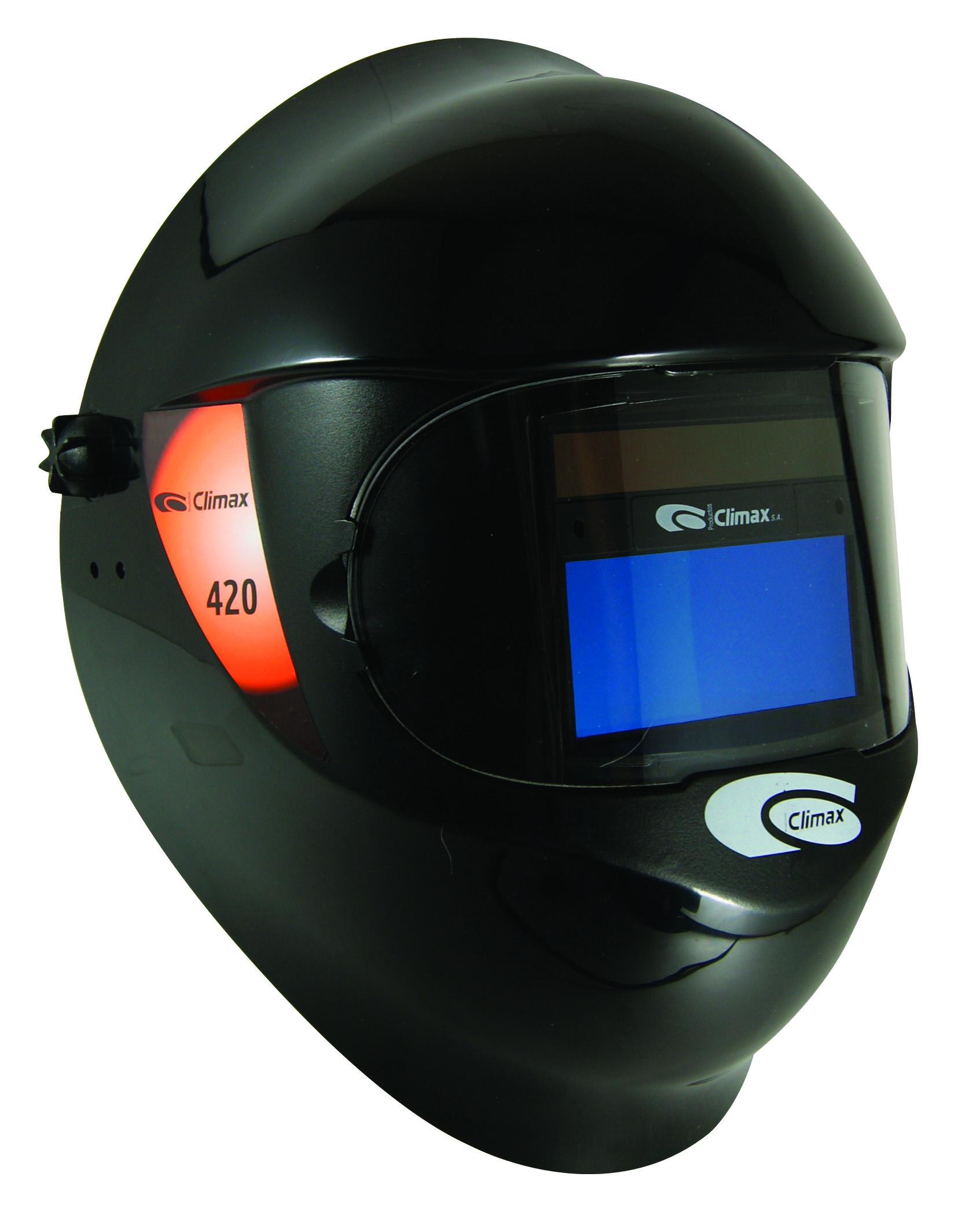 Svářecí kukla Climax 420