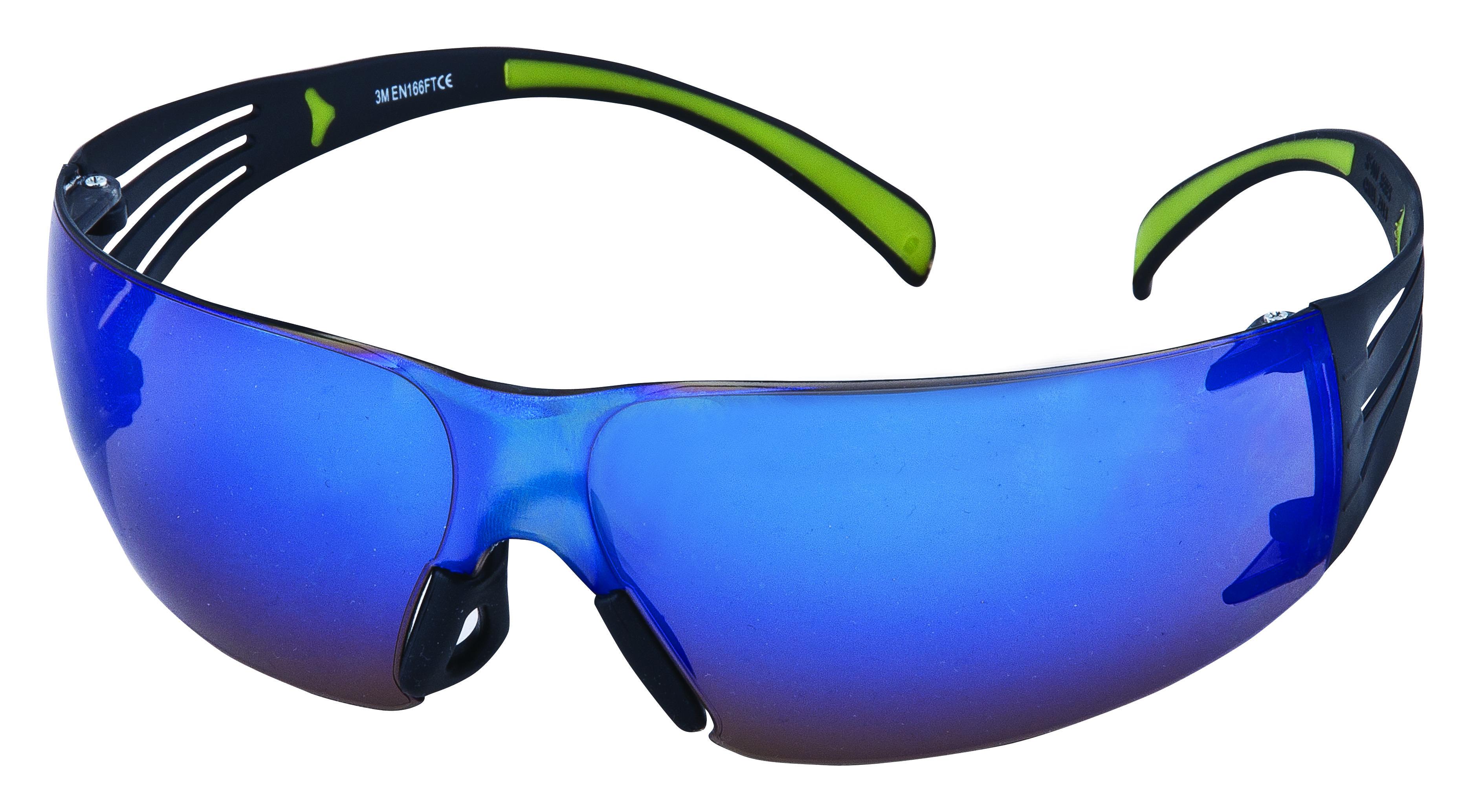 Brýle SecureFit 408AS - modrý PC zorník