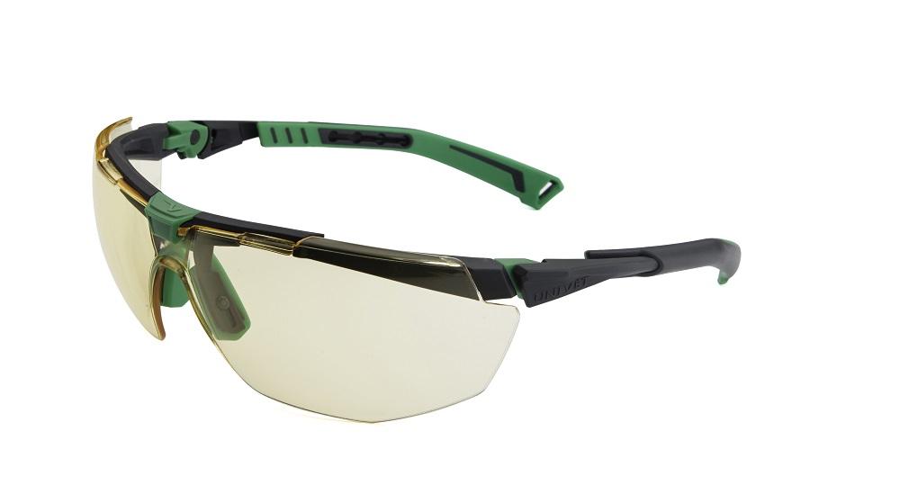 Brýle UNIVET 5X1 žluté 5X1.00.00.03