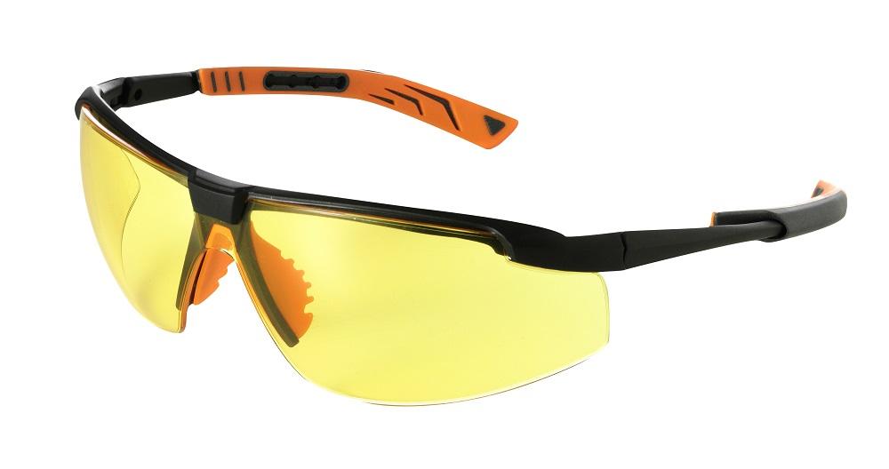 Brýle UNIVET 5X8 žluté 5X8.03.00.03
