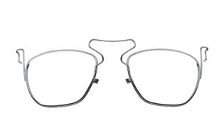 Kovový rámeček na dioptrická skla pro brýle XC