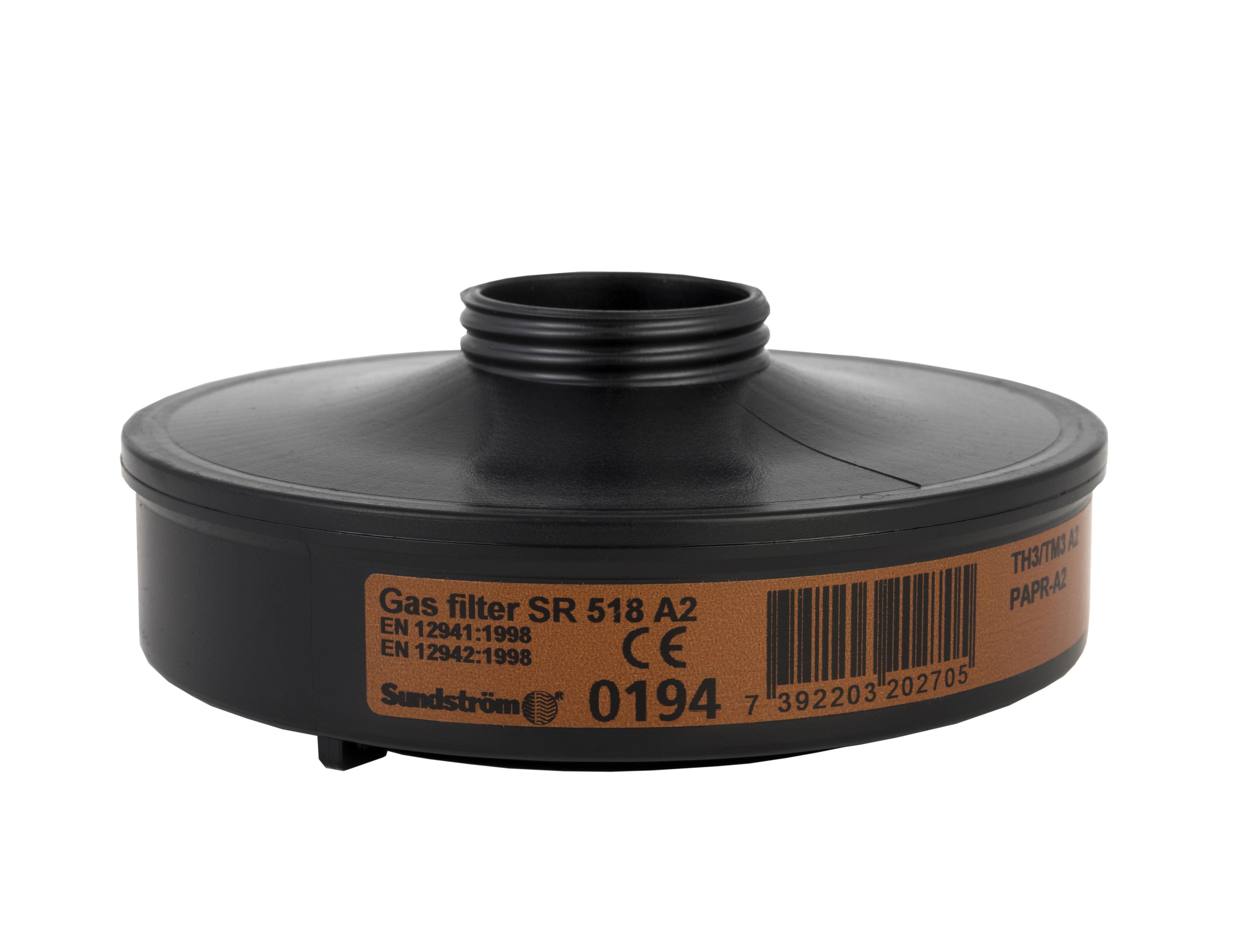 Filtr pro jednotky Sundström SR 518 - A2 H02-7012