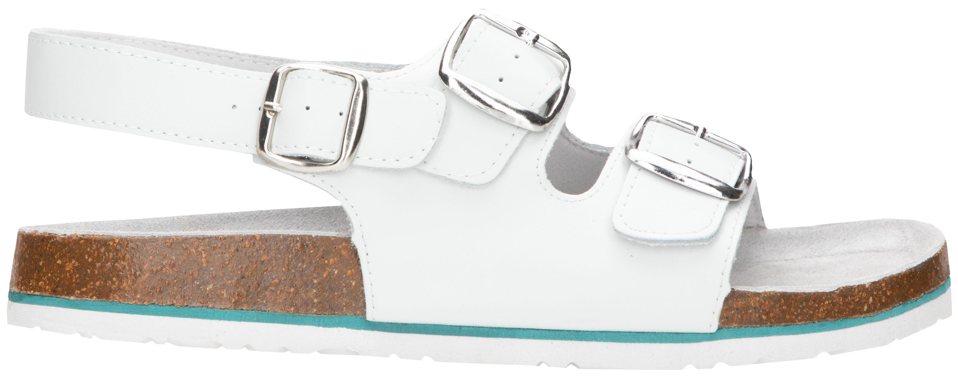 Sandál MERKUR bílý 36