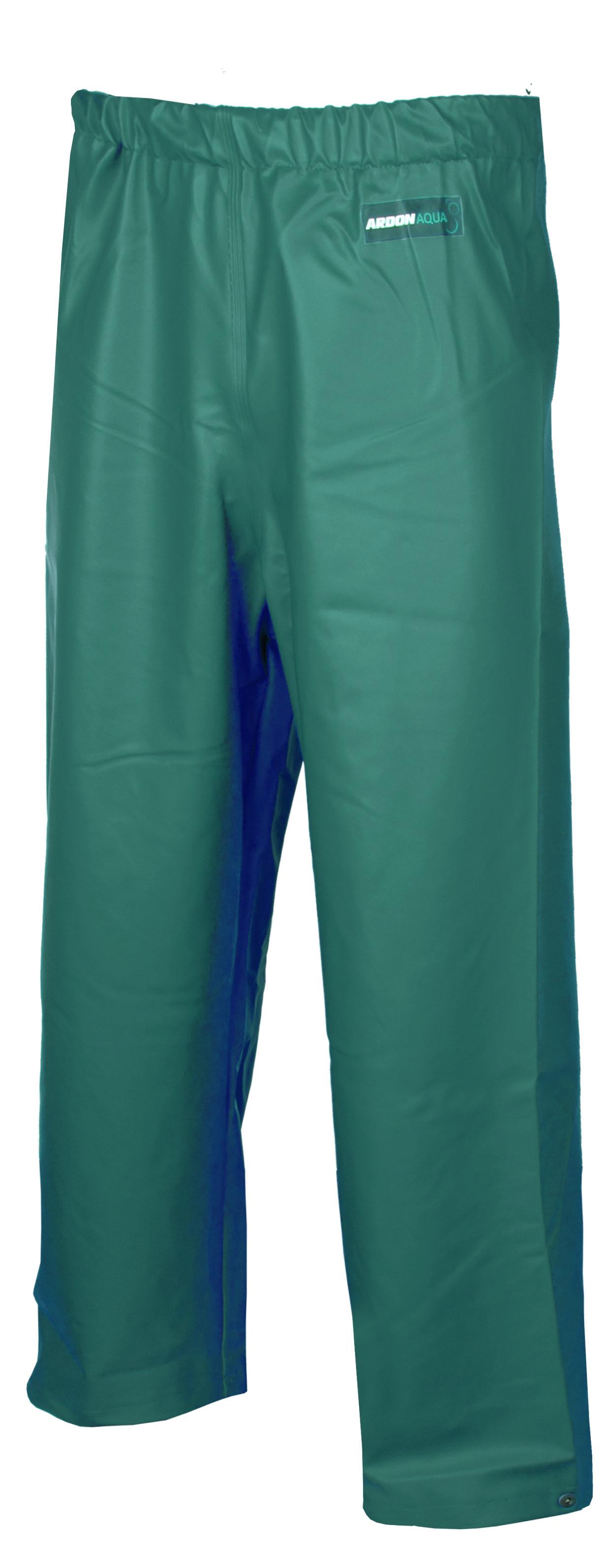 Kalhoty pas ARDON AQUA 112 zelené L
