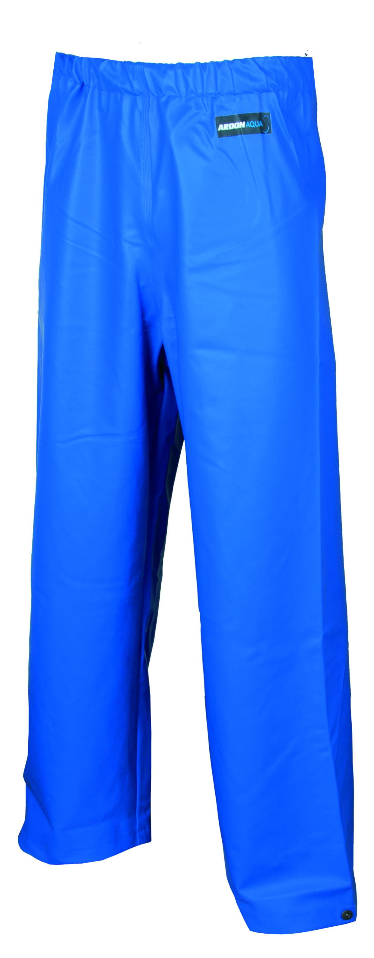 Kalhoty pas ARDON AQUA 112 modré L