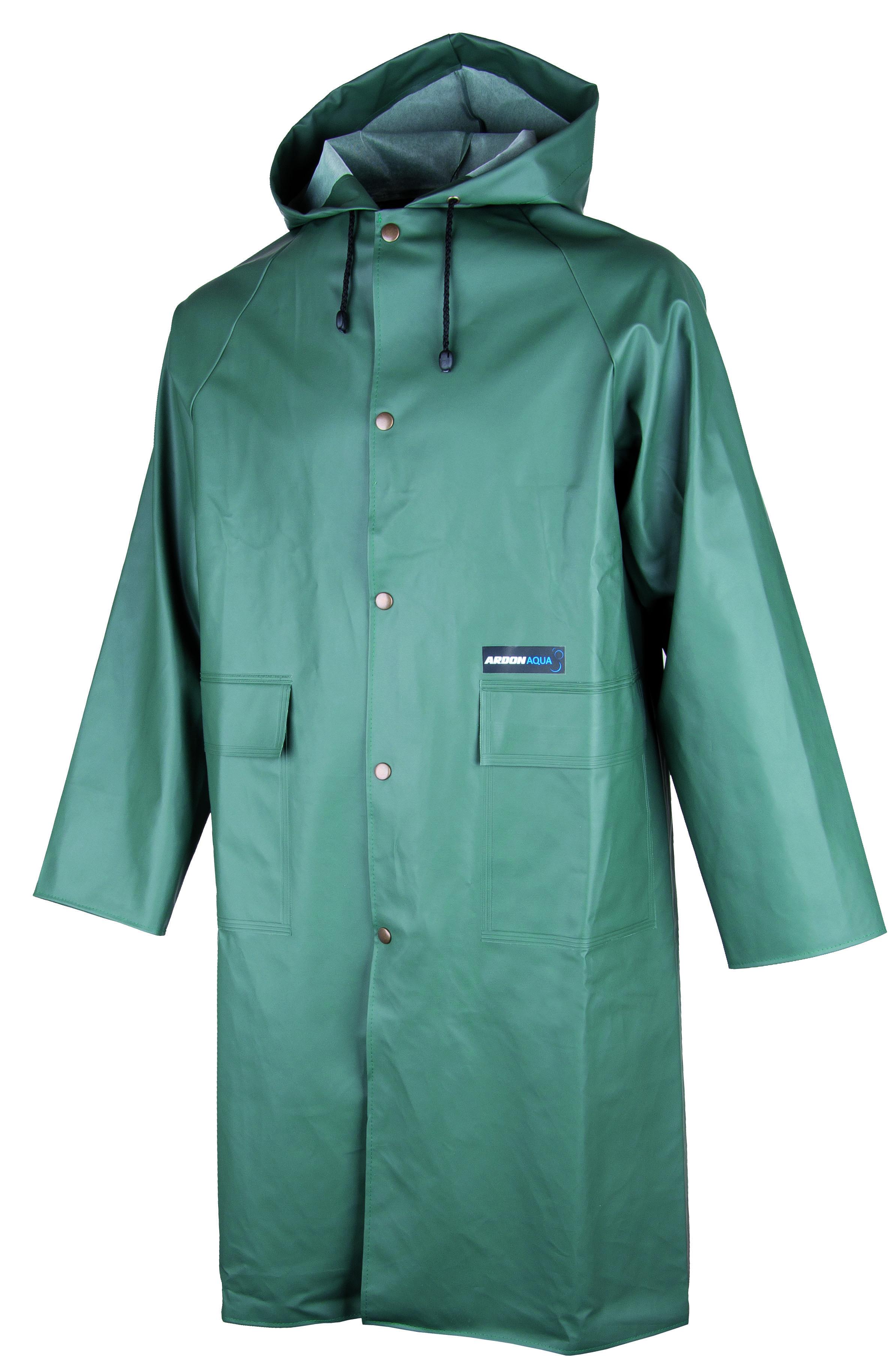 Plášť ARDON AQUA 106 zelený L