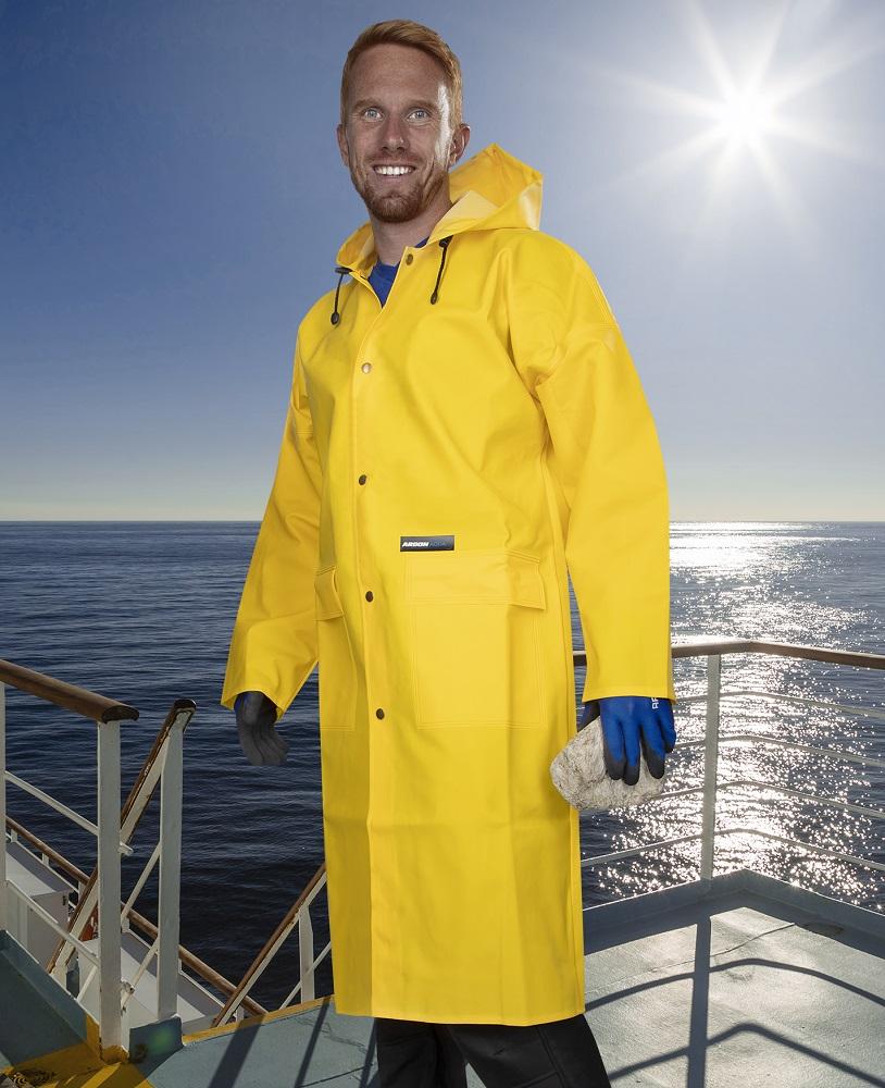 Plášť ARDON AQUA 106 žlutý L
