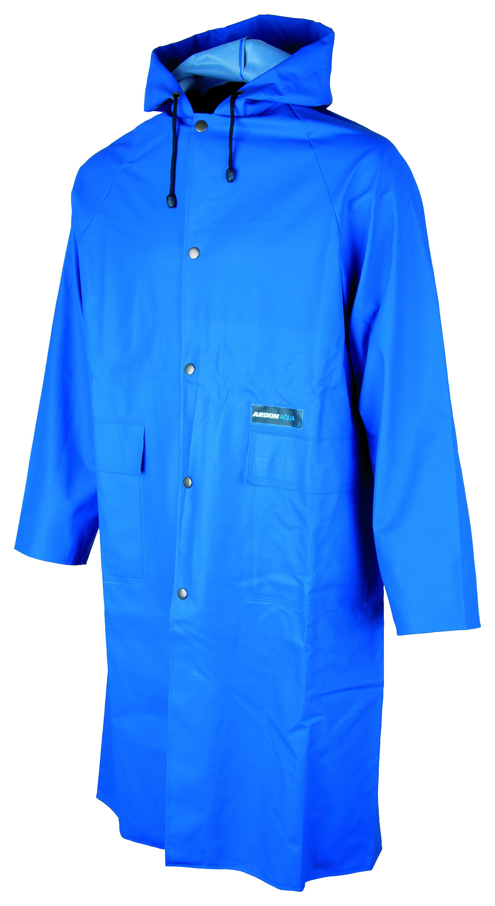 Plášť ARDON AQUA 106 modrý L