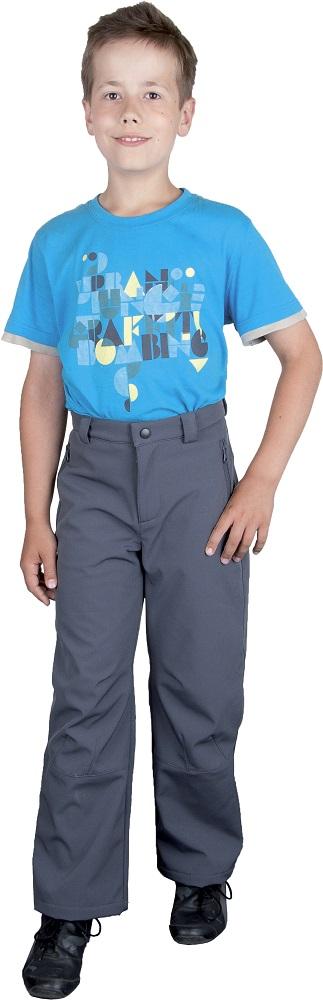 Dětské softsh. kalhoty TEDDY – DOPRODEJ 110