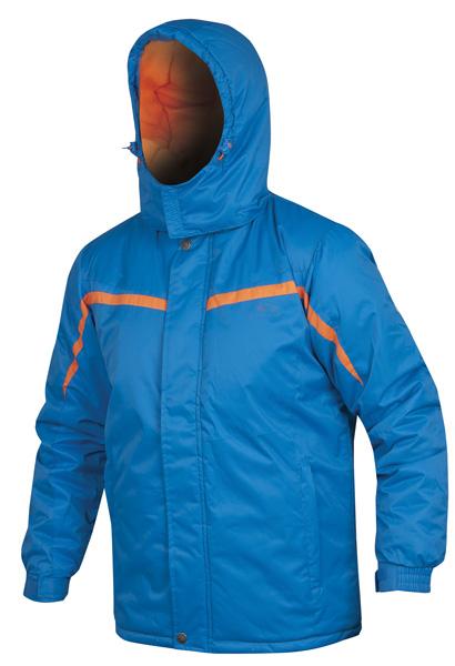Zimní bunda JOSEPH  modrá L