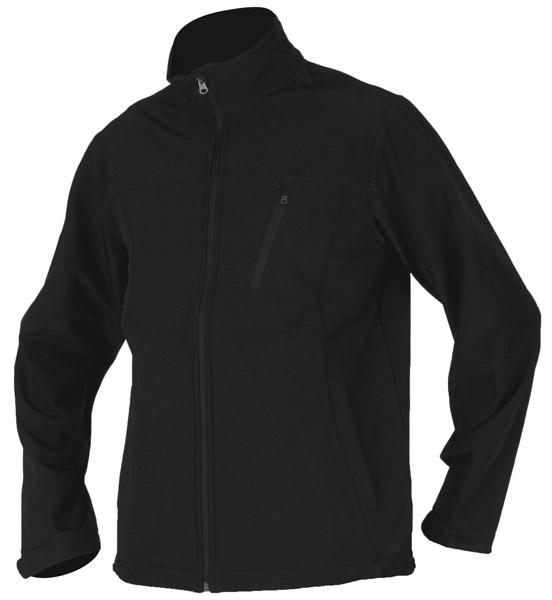 FOSTER soft. bunda pánská, černá L