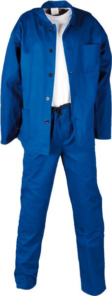 Komplet pas KLASIK středně modrý prodl. 44