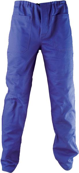 Kalhoty pas dámské KLASIK středně modré 42