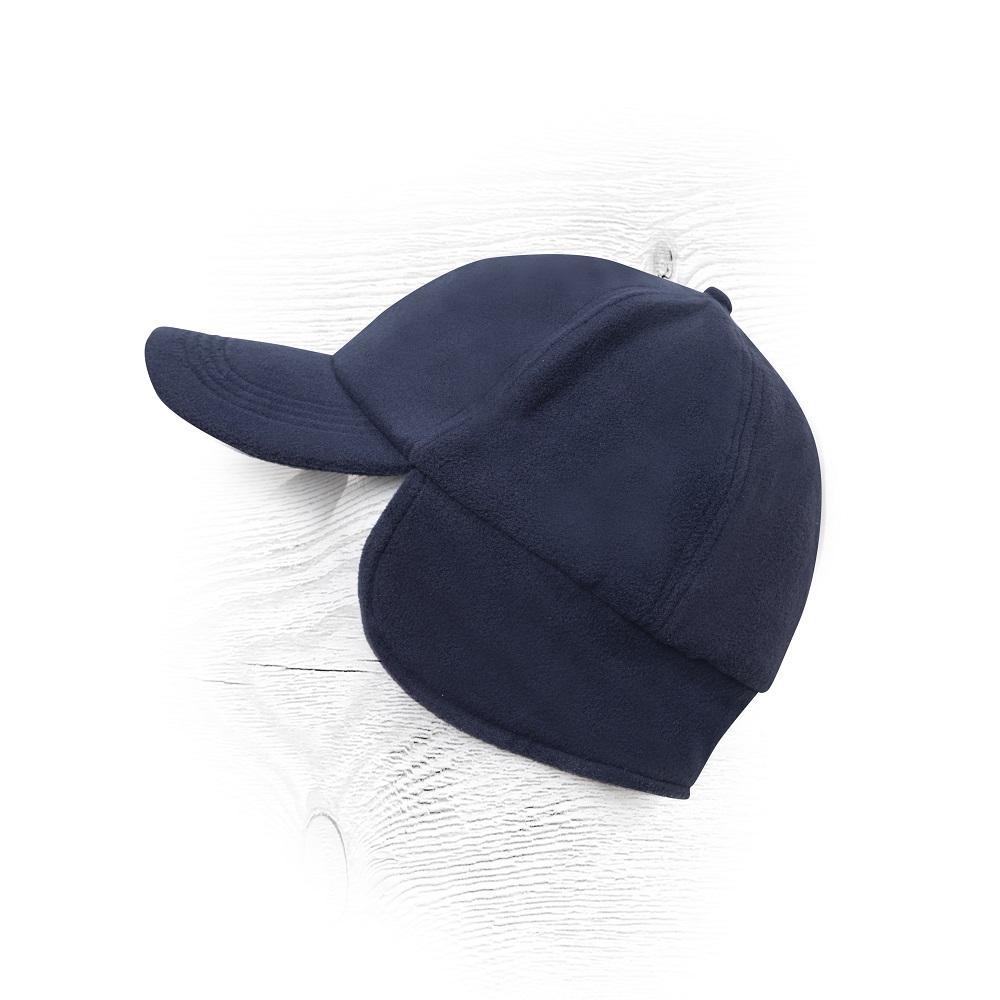Čepice zimní kšilt LION modrá