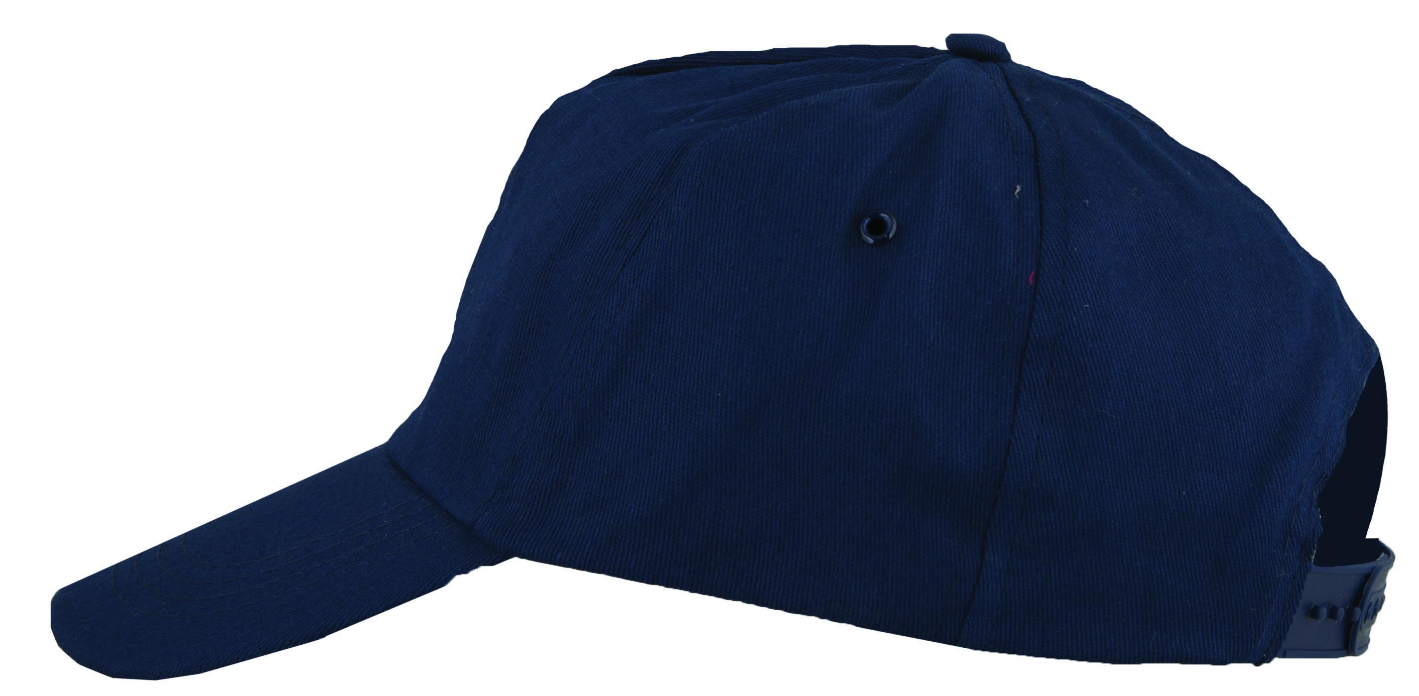 Čepice kšilt LION modrá - navy