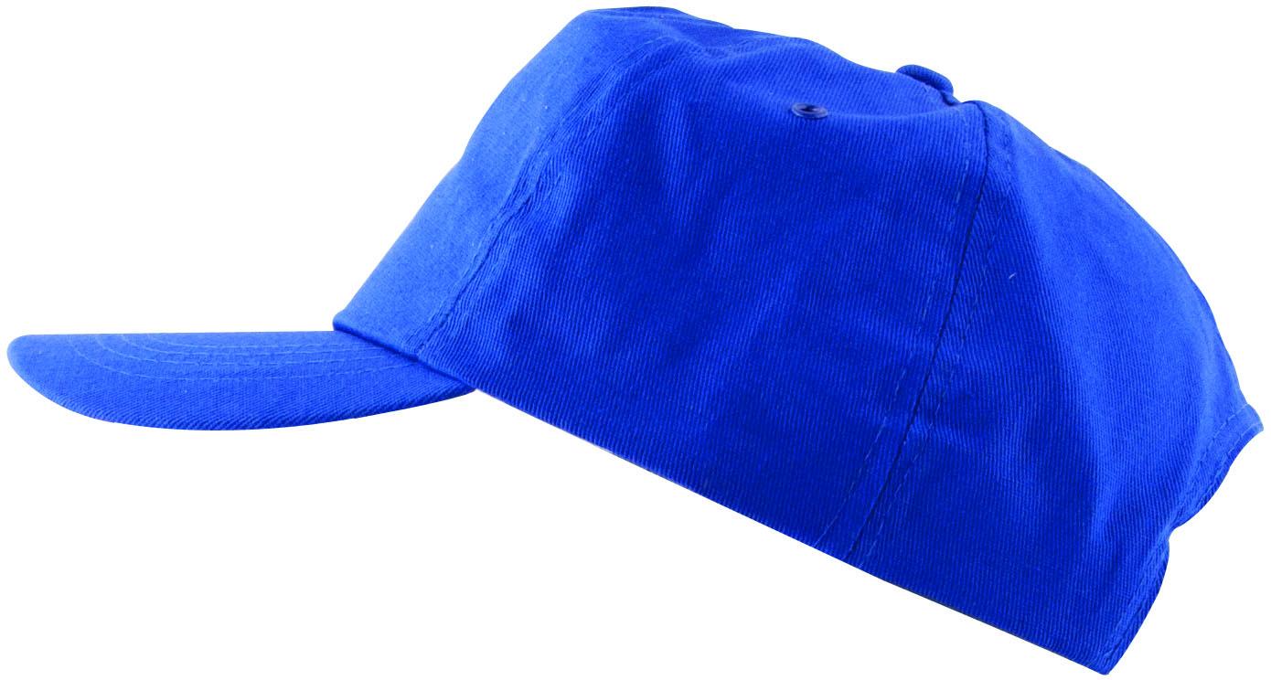 Čepice kšilt LION modrá - royal