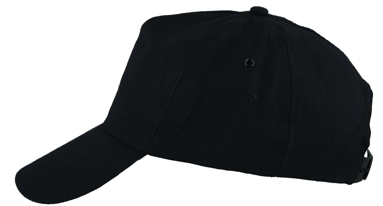 Čepice kšilt LION černá