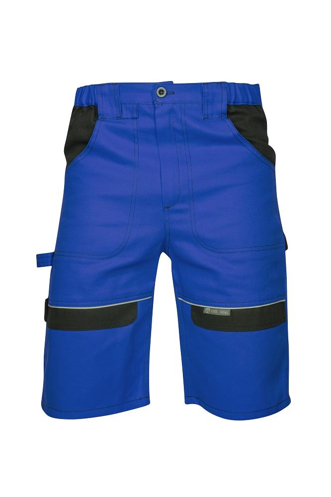 Kraťasy COOL TREND modré 46