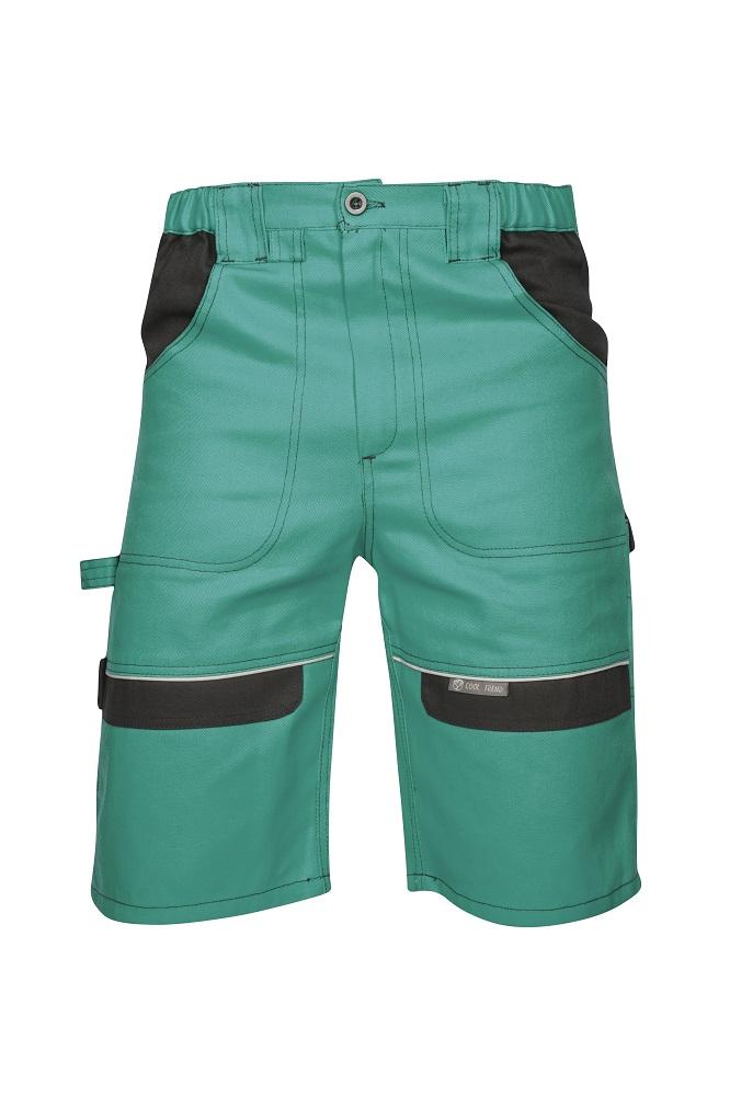 Kraťasy COOL TREND zelené 46