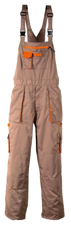 Kalhoty lacl CARPENTER béžové
