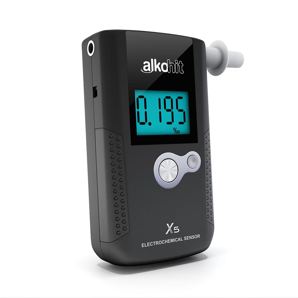 Tester alkoholu ALKOHIT X5